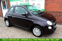 USED 2015 15 FIAT 500 1.2 POP 3d 69 BHP +15x FIAT 500's NOW IN STOCK.