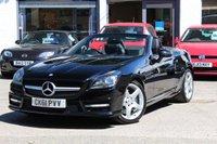 2011 MERCEDES-BENZ SLK SLK200 BLUEEFFICIENCY AMG SPORT ED125 2d AUTO 184 BHP £12990.00