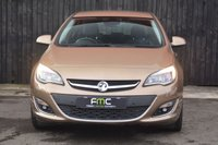 USED 2013 63 VAUXHALL ASTRA 1.6 5dr Full Heated Leather
