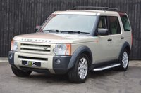 USED 2007 57 LAND ROVER DISCOVERY 2.7 5dr 7 SEATER - SIDE STEPS - FSH