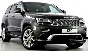 2015 JEEP GRAND CHEROKEE 3.0 CRD Summit 4x4 5dr Auto £28995.00