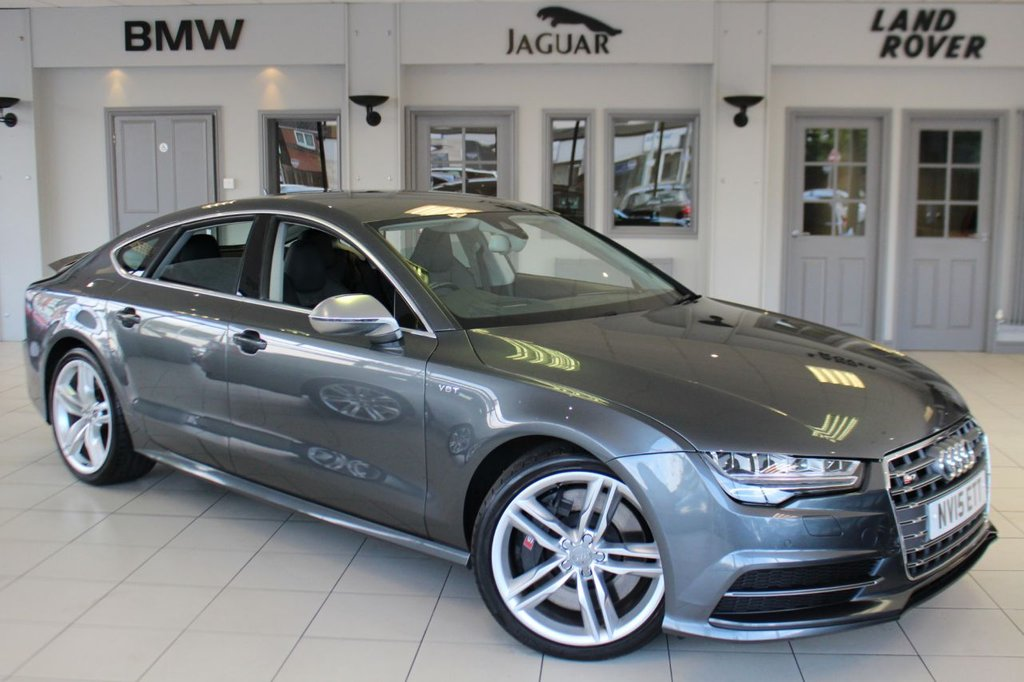 View our AUDI S7