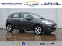 USED 2015 64 CITROEN C3 1.2 EXCLUSIVE 5d 109 BHP One Owner Full Citroen History 0% Deposit Finance Available
