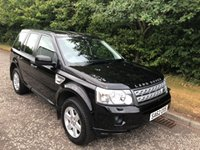USED 2012 62 LAND ROVER FREELANDER 2 2.2 SD4 GS 5d AUTO 4x4 190 BHP 6 MONTHS PARTS+ LABOUR WARRANTY+AA COVER