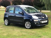 2012 FIAT PANDA 1.2 LOUNGE 5d 69 BHP £4990.00