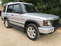 2003 LAND ROVER DISCOVERY 2 Discovery HSE, 4.0 V8i, Automatic, Full Spec £7450.00