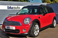 USED 2011 61 MINI CLUBMAN 1.6 COOPER 5d 122 BHP Superb History, Low Mileage, Part Leather, Cruise & Climate Control.......