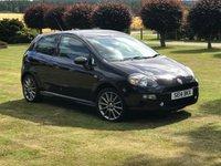 2014 FIAT PUNTO 1.4 JET BLACK 2 3d 77 BHP £5690.00