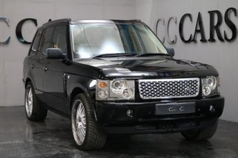 2003 LAND ROVER RANGE ROVER 2.9 TD6 5d 175 BHP £5495.00