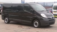 2014 VAUXHALL VIVARO 2.9T 2.0 CDTI 115 BHP 9 SEATER MINI BUS 1 OWNER F/S/H X MOD // 12 MONTHS WARRANTY COVER \ £SOLD