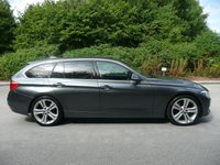 2013 BMW 3 SERIES 3.0 330D LUXURY TOURING 5d AUTO 255 BHP £15495.00