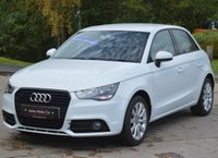 USED 2013 13 AUDI A1 1.4 SPORTBACK TFSI SPORT 5d 125 BHP 8.9 APR FINANCE DEAL ON THIS CAR