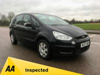 USED 2007 57 FORD S-MAX 2.0 ZETEC 145 5d 145 BHP