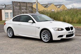 2011 BMW M3 4.0 M3 2d AUTO DCT £23490.00
