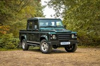 USED 2011 11 LAND ROVER DEFENDER 2.4 TDi 110 Double Cab Pickup One Former Keeper | NO VAT