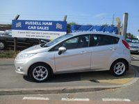 USED 2011 61 FORD FIESTA 1.4 ZETEC 16V 5d 96 BHP 5 Stamps Of Service History .2 Owner Car .New MOT & Full Service Done on purchase + 2 Years FREE Mot & Service Included After . 3 Months Russell Ham Quality Warranty . All Car's Are HPI Clear . Finance Arranged - Credit Card's Accepted . for more cars www.russellham.co.uk  - Spare Key-Book Pack