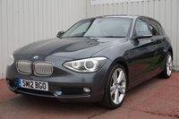 2012 BMW 1 SERIES 2.0 116D URBAN 5d 114 BHP £7995.00