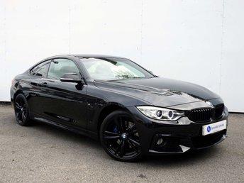 2016 BMW 4 SERIES 2.0 420D XDRIVE M SPORT 2d AUTO 188 BHP
