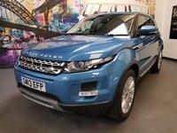 2013 LAND ROVER RANGE ROVER EVOQUE 2.2 SD4 PRESTIGE 5d AUTO 190 BHP £22994.00