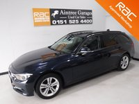 USED 2013 13 BMW 3 SERIES 2.0 316D SPORT TOURING 5d 114 BHP ELEC LUMBAR CONTROL,  UPGRADED BMW ALLOYS, PRIVACY GLASS, ELEC BOOT OPEN CLOSE, VOICE COMAND, CRUSE CONTROL, LETHER CLAD STEERING WHEEL, BLUE TOOTH PHONE PREP, USB AUX,