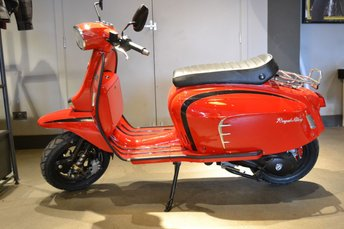 View our ROYAL ALLOY GP125
