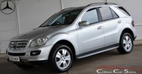 USED 2006 56 MERCEDES-BENZ M CLASS ML320CDi SPORT 5 DOOR AUTO 222 BHP Finance? No deposit required and decision in minutes.