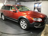 USED 2011 11 VOLVO XC70 2.4 D5 SE LUX AWD 5d AUTO 202 BHP Bluetooth : Satellite Navigation   :   Electric sunroof   :   Full leather upholstery   :   Heated front seats  : Electric/Memory driver's seat : Hydraulic integrated dog guard : Remotely operated tailgate : Front and rear parking sensors   :   Fully stamped service history
