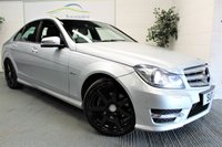 2011 MERCEDES-BENZ C CLASS 2.1 C220 CDI BLUEEFFICIENCY SPORT 4d 168 BHP £8750.00