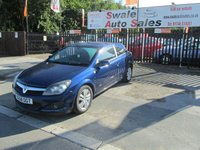 USED 2008 58 VAUXHALL ASTRA 1.4 SXI 3d 90 BHP
