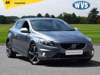 2015 VOLVO V40 2.0 D2 R-DESIGN 5d 118 BHP £11999.00