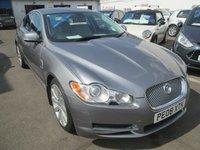 USED 2008 08 JAGUAR XF 3.0 PREMIUM LUXURY V6 4d AUTOMATIC  238 BHP