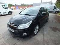 USED 2010 10 CITROEN C4 1.6 EXCLUSIVE HDI EGS 5d AUTO 107 BHP