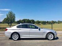 2013 BMW 5 SERIES 2.0 520D SE 4d AUTO 181 BHP £12995.00