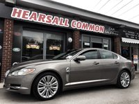 USED 2011 11 JAGUAR XF 3.0 V6 PREMIUM LUXURY 4d AUTO 240 BHP
