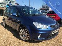 USED 2008 57 FORD C-MAX 2.0 TITANIUM  AUTOMATIC Rare Petrol Automatic with Low Mileage and FSH
