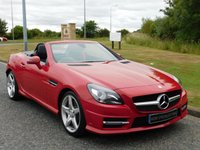 2013 MERCEDES-BENZ SLK 2.1 SLK250 CDI BLUEEFFICIENCY AMG SPORT 2d AUTO 204 BHP £13490.00