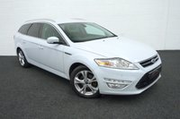 2014 FORD MONDEO 2.0 TITANIUM X BUSINESS EDITION TDCI 5d 161 BHP £8995.00