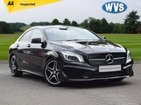 USED 2013 63 MERCEDES-BENZ CLA 2.1 CLA220 CDI AMG SPORT 4d AUTO 170 BHP