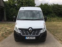 USED 2016 16 RENAULT MASTER 2.3 LM35 BUSINESS DCI S/R P/V 1d 125 BHP GENUINE  LOW MILES 1 OWNER  Yes Just 3,500 Genuine Miles