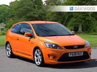2008 FORD FOCUS 2.5 ST-3 3d 223 BHP £SOLD