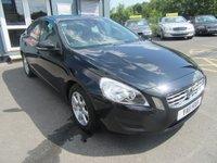 USED 2011 11 VOLVO S60 2.0 D3 ES 4d AUTO 161 BHP FSH, 6 months warranty