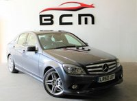 2010 MERCEDES-BENZ C CLASS 2.1 C220 CDI BLUEEFFICIENCY SPORT 4d 170 BHP £7285.00