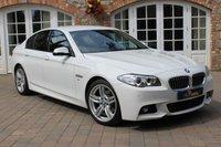 2016 BMW 5 SERIES 2.0 520D M SPORT 4d AUTO 188 BHP £19950.00