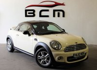 2012 MINI COUPE 1.6 COOPER 2d 120 BHP £6285.00