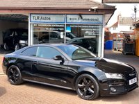 USED 2011 11 AUDI A5 2.7 TDI S LINE SPECIAL EDITION 2d AUTO 187 BHP Free MOT for Life