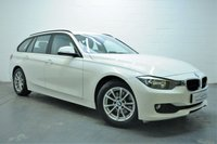 2015 BMW 3 SERIES 2.0 320D EFFICIENTDYNAMICS BUSINESS TOURING 5d AUTO 161 BHP £11395.00