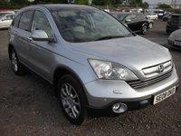 2008 HONDA CR-V 2.2 I-CTDI EX 5d 139 BHP £3000.00