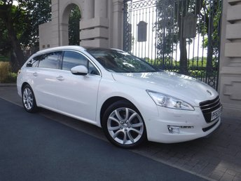 View our PEUGEOT 508 SW