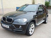 2008 BMW X5 3.0 D SE 5d AUTO 232 BHP £8500.00
