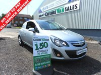 2014 VAUXHALL CORSA 1.2 SPORTIVE CDTI  95 BHP 1 OWNER NO VAT TO PAY FSH  £4495.00